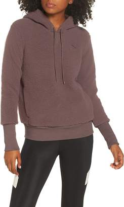 Puma Downtown Fleece Hoodie