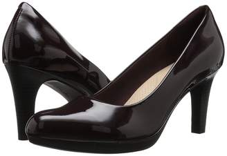 Clarks Adriel Viola High Heels