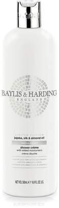 Baylis & Harding Jojoba, Silk & Almond Oil Indulgent Luxury Shower Crème 500ml