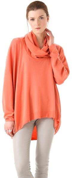 Mm6 maison martin margiela Oversized Cocoon Sweater