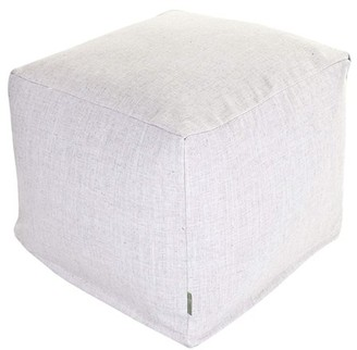 Majestic Home Goods Wales Bean Bag Cube