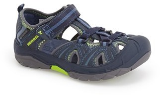 Boy's Merrell 'Hydro' Water Sandal $49.95 thestylecure.com
