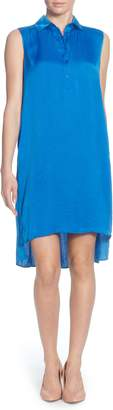 Catherine Malandrino Stella High/Low Tunic Top