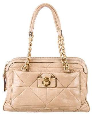 Pre Owned At Therealreal Marc Jacobs Quilted Leather Shoulder Bag