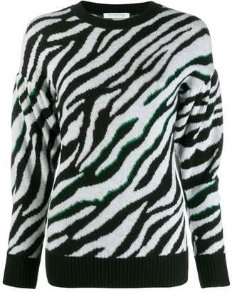 VIVETTA animal print jumper