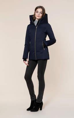 Soia & Kyo DARNELLE water-repellent slim fit classic down coat