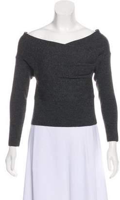 Michelle Mason Merino Wool Cropped Sweater w/ Tags