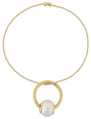 DSQUARED2 pearl embellished bracelet