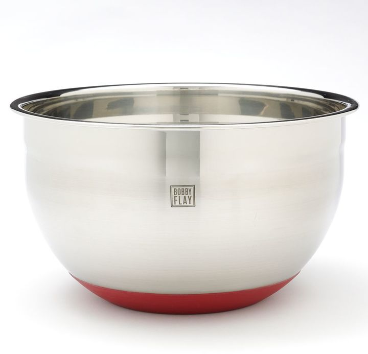 Bobby flay TM extra large stainless steel mixing bowl