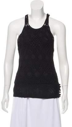 Ralph Lauren Crochet Sleeveless Top