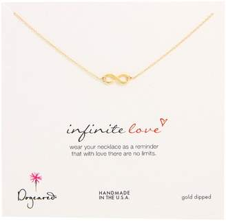Dogeared Infinite Love Necklace 16 Necklace