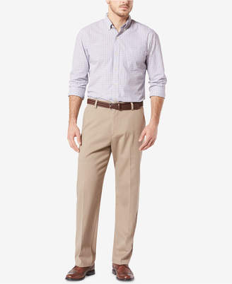 6a1d6733e52b28 Dockers Relaxed Fit Easy Pleated Khaki Pants
