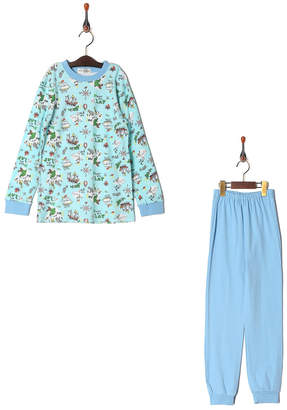 Kid's Pajama & More グリーン パジャマ