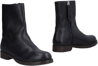Luca Valentini Ankle boots