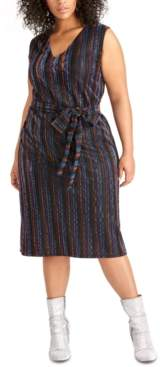 Rachel Roy Trendy Plus Size Erma Dress