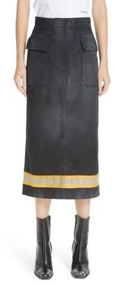 Calvin Klein Fireman Skirt