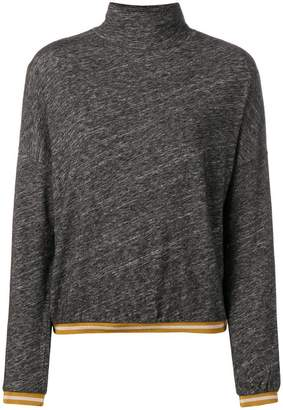 Bellerose turtle-neck fitted sweater