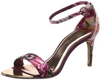 Ted Baker Women's Mylli Open Toe Heels,3 (36 EU)