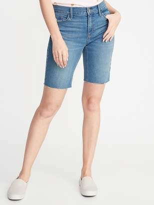 "Old Navy Slim Bermudas for Women (9"")"