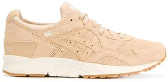 Asics perforated panel sneakers