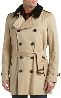 Burberry Gabardine Trench Coat