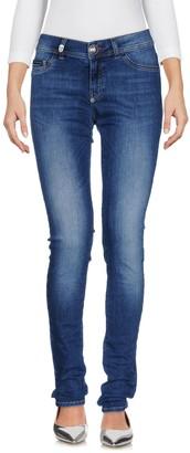 Philipp Plein Denim pants - Item 42631262DF