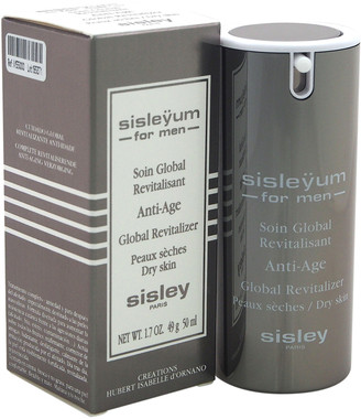 Sisley 1.7Oz Men's um Anti-Age Global Revitalizer - For Dry Skin