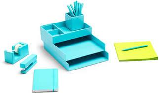 Poppin Dream Desk Set