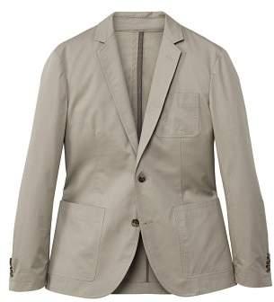 Mango man MANGO MAN Unstructured regular-fit cotton suit blazer