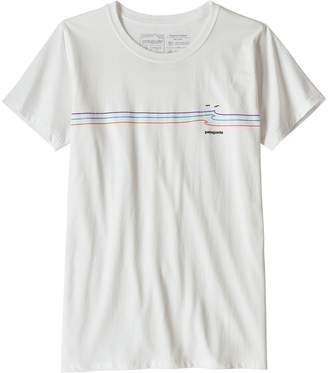 Patagonia Tide Ride Organic Crew T-Shirt - Women's
