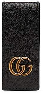 Gucci Men's GG Marmont Leather Money Clip