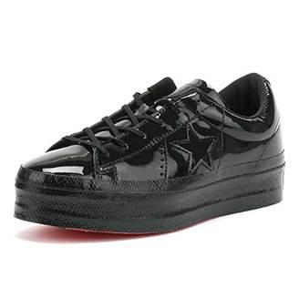 Converse One Star Platform, Women's Low-Top Sneakers,(37.5 EU)
