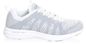Athletic Propulsion Labs Metallic Knit Sneakers