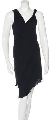 Jean Paul Gaultier Draped Sleeveless Dress $110 thestylecure.com