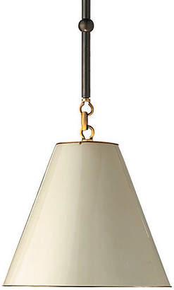 Visual Comfort & Co. Goodman Hanging Shade - Bronze