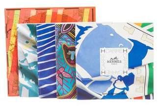 Hermes Set of 5 Le Carré Booklets