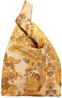 Hayward Venetian Silk Jacquard Tote Bag