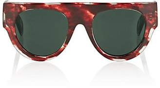 Celine Women's Aviator Sunglasses - Green