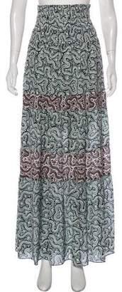 A.L.C. Maxi Silk Skirt w/ Tags
