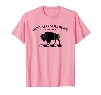 Buffalo David Bitton Soldiers Civil War T-Shirt