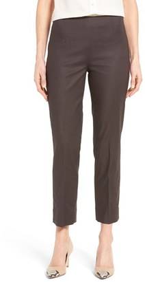 Women's Nic+Zoe 'Perfect' Side Zip Ankle Pants $128 thestylecure.com