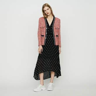 Maje Tweed-style jacket