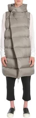 Rick Owens Sleeveless liner Down Jacket