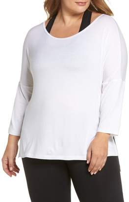 Beyond Yoga Slink It Boxy Pullover