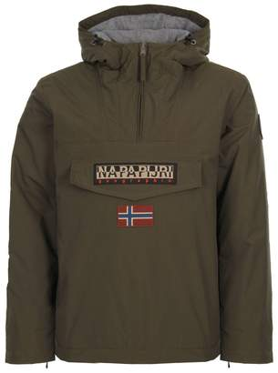 Napapijri Rainforest Jacket - Winter 1 Caper Green