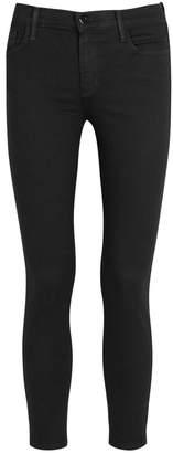 J Brand Capri Photo Ready Cropped Skinny Jeans