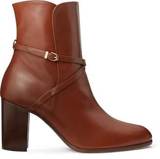 Ralph Lauren Lanelle Luxe Calfskin Boot