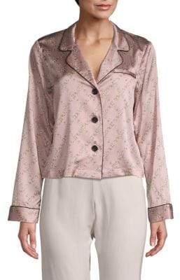 fc100c19ad Fleur Du Mal Pink Women s Intimates - ShopStyle