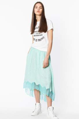 Shopstyle Voltaire amp; Uk Skirts Zadig 1AqYHBPw