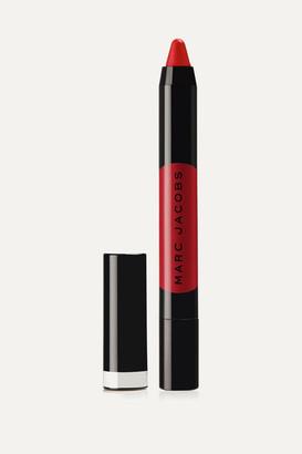 Marc Jacobs Beauty - Le Marc Liquid Lip Crayon - How Rouge! 340